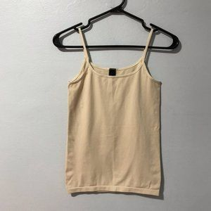 The limited women's cream camisole size small